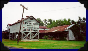 Dockery Plantation - home to Charley Patton