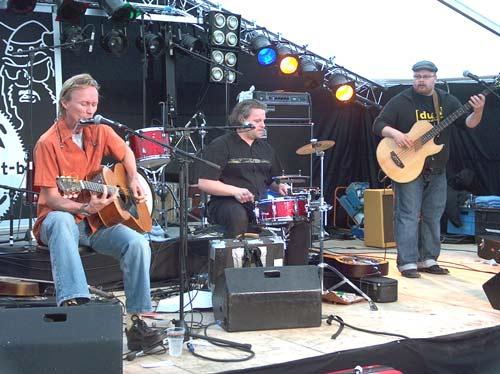 Micke & Leftie Trio