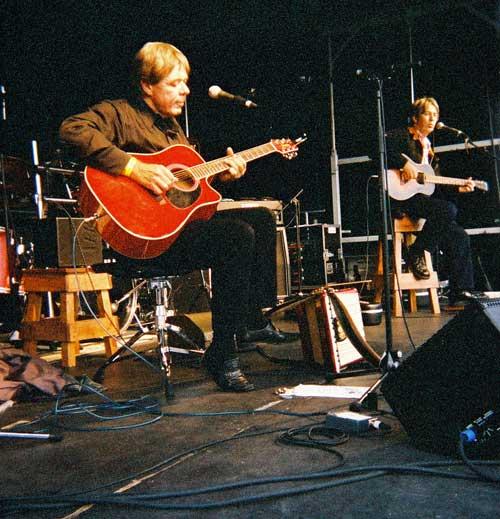 Errol Walsh, Slim Pickens & Dr. Baz, Sjyrock Festival