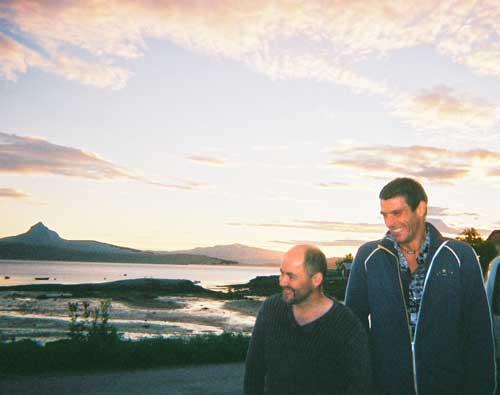 Arctic Music - Freddie Iverrson & Remi Johannson