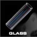 Glass slide for blues guitar